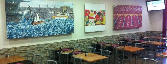 Bar restaurante Olimpiada 92 is one of Comer bien.