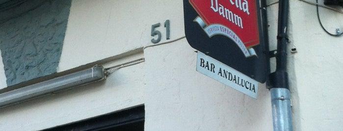 Bar Andalucía is one of Comer bien.