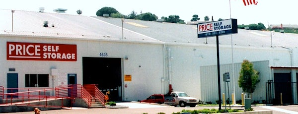 Price Self Storage is one of Best Self Storage Locations.