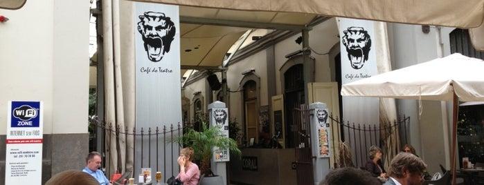 Café do Teatro is one of madeira.