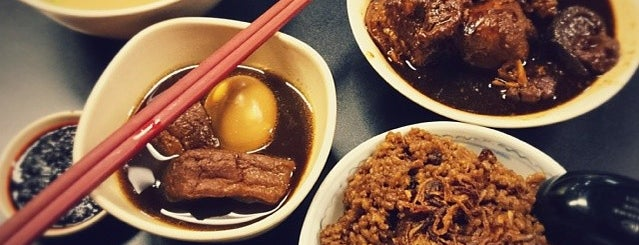 EAT Food Village is one of KL Cheap Eats.