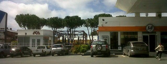 YPF ACA is one of Pcia de Buenos Aires 2.
