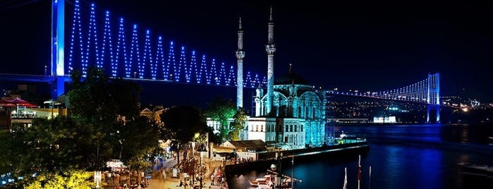 Ortaköy is one of Gezmece, tozmaca !.