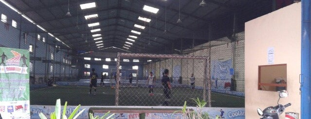 Arena Futsal is one of My Place List.
