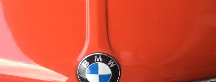 M1 Motor Works is one of Bmw.