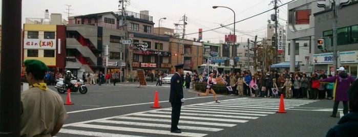 百万遍バス停 is one of 京阪バスのバス停 山科営業所1/2.