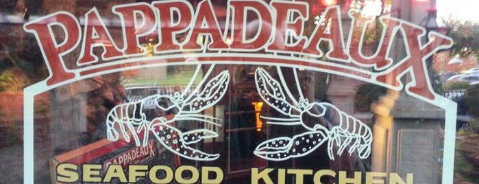 Pappadeaux Seafood Kitchen is one of Denver.