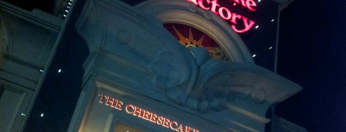 The Cheesecake Factory is one of The 15 Best American Restaurants in Milwaukee.