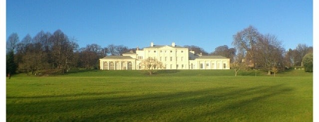 The Kenwood House is one of Free museums.