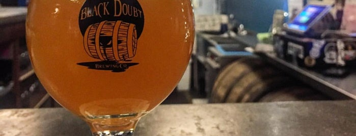 Black Doubt Brewing Company is one of California Breweries 2.