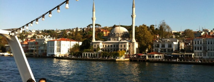 Beylerbeyi Hamid-i Evvel Camii is one of İstanbul.