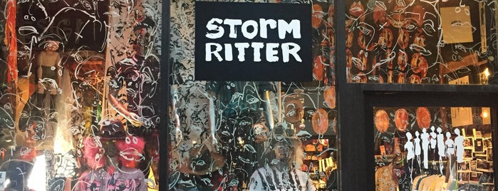 Storm Ritter is one of Shops.