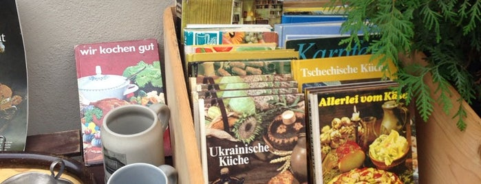 Bibliotheca-Culinaria is one of Testen: Shopping.