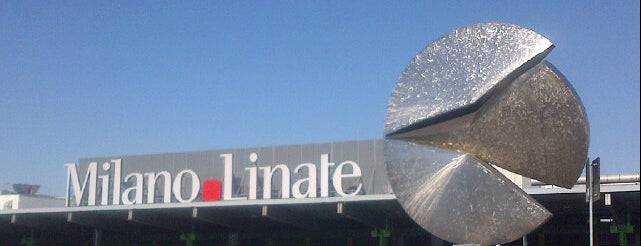 Milan Linate Airport (LIN) is one of Airports.