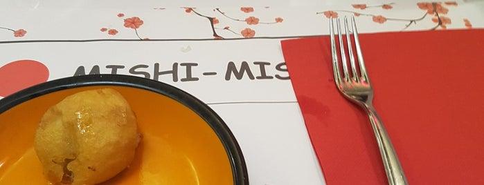 mishi - mishi is one of Thai Vietnamesich und Japanisch.
