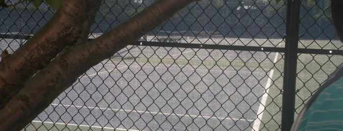 Practice Courts (10-20) - USTA Billie Jean King National Tennis Center is one of US Open Courts.