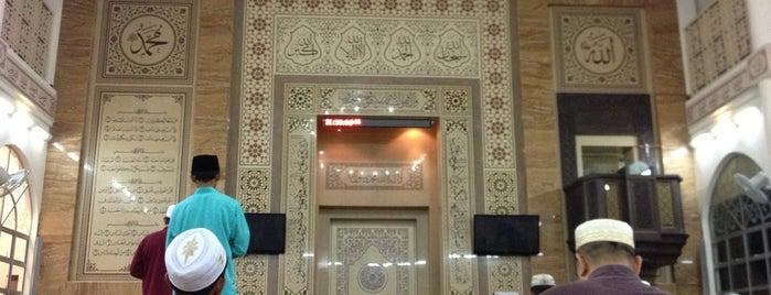 Masjid Amaniah is one of masjid.