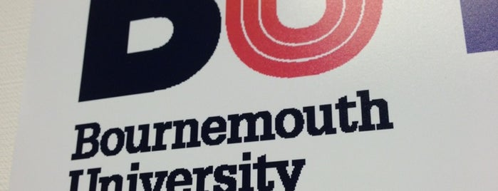 Bournemouth University is one of The Ultimate Student Guide to Bournemouth.