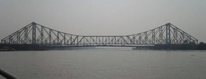 Howrah Bridge is one of Quintessential Kolkata.