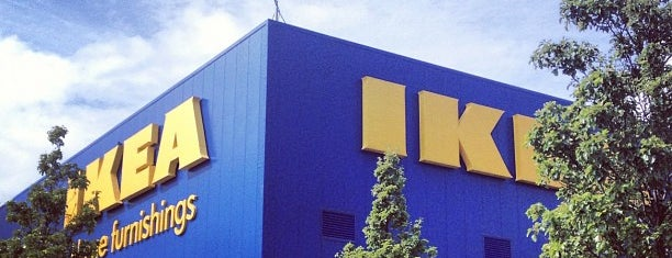 IKEA is one of All-time favorites in Ireland.