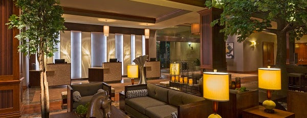 The Westin Houston Downtown is one of Road Trip.