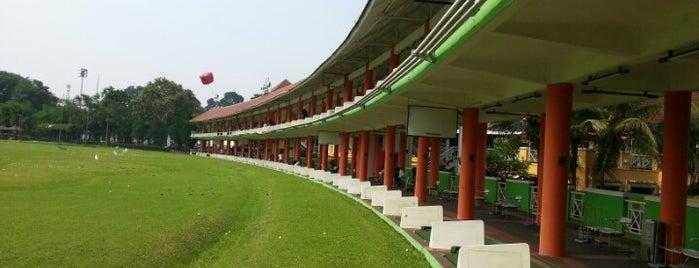 Senayan Golf Driving Range is one of Birdie Badge (Jakarta).