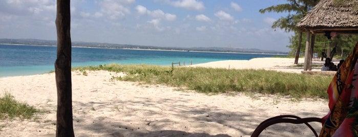 Mbudya Island is one of My Favourites @ Dar Es Salaam.