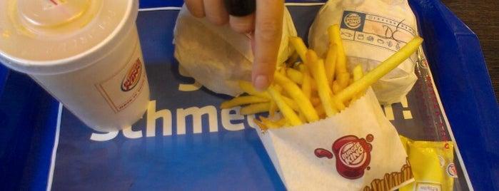 Burger King is one of Sehenswürdigkeiten.