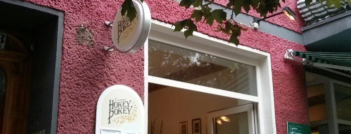 Hokey Pokey is one of [To-do] Berlin.