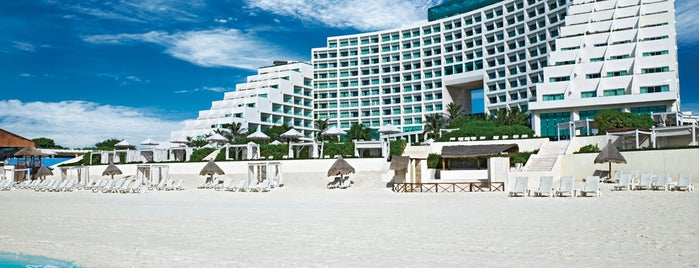 Live Aqua Cancún is one of DMI Hotels.