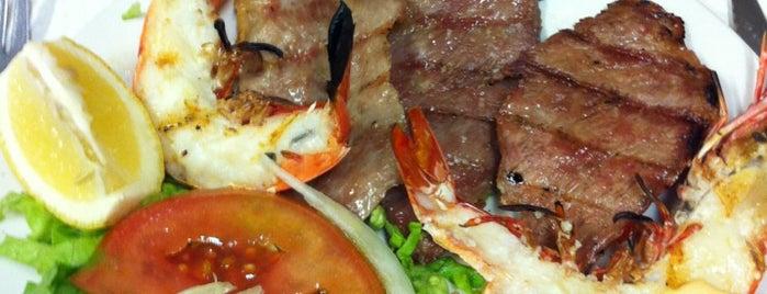 Restaurante Pulo do Lobo is one of VISITAR Beja.