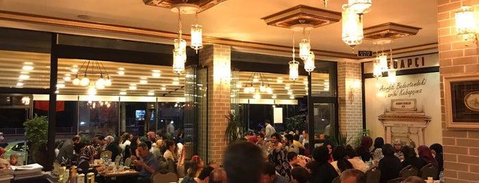 Kebapçı Dedeler 1929 is one of Konya'da Café ve Yemek Keyfi.