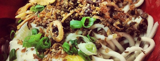Restoran Kin Kin (建记辣椒板面 Chilli Pan Mee) is one of KL Cheap Eats.