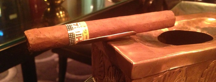 Cigar Terrace at The Wellesley is one of The 15 Best Places for Cigars in London.