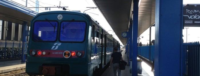 Stazione Pisa Aeroporto is one of I consigli pratici.