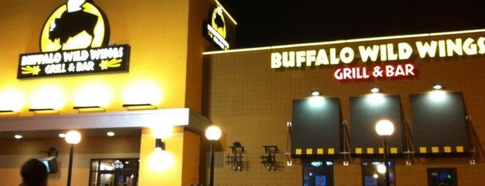Buffalo Wild Wings is one of Like a King.