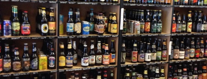 Ale Jail is one of The 13 Best Liquor Stores in Saint Paul.