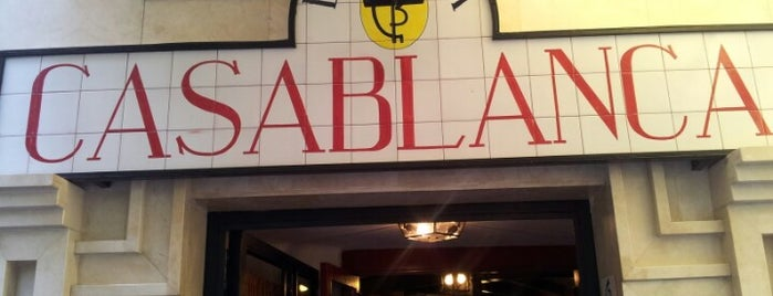 Bodeguita Casablanca is one of 41 Bares imprescindibles de España.
