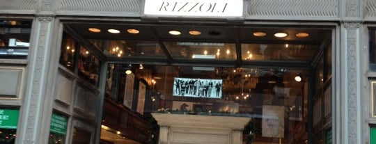 Rizzoli Bookstore is one of New York, New York (NYC).