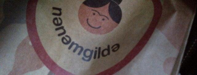 Nenemgilde is one of Restaurants in Baku (my suggestions).
