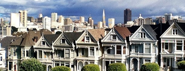 Alamo Square is one of Top Things In San Francisco For Visitors.