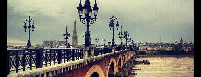 Pont de Pierre is one of France.
