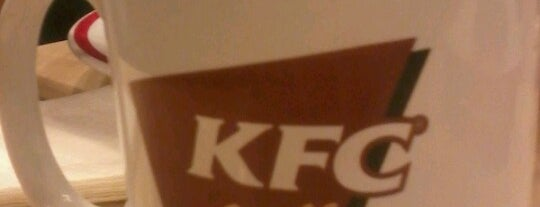 KFC / KFC Coffee is one of Must-visit Food in Surabaya.