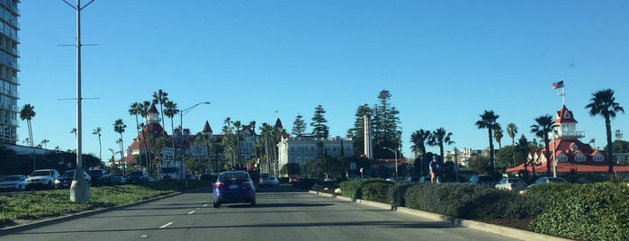 City of Coronado is one of My Favorites in SD.