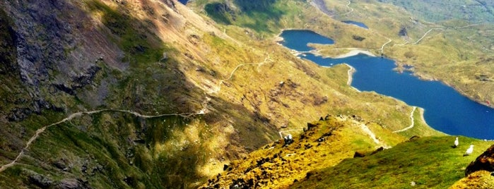 Snowdonia National Park is one of Favorite Great Outdoors.