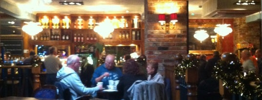 The William Henry (Wetherspoon) is one of JD Wetherspoons - Part 1.