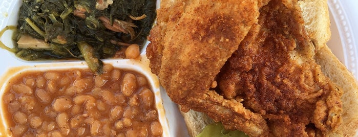 Bolton's Spicy Chicken & Fish is one of Places to eat.