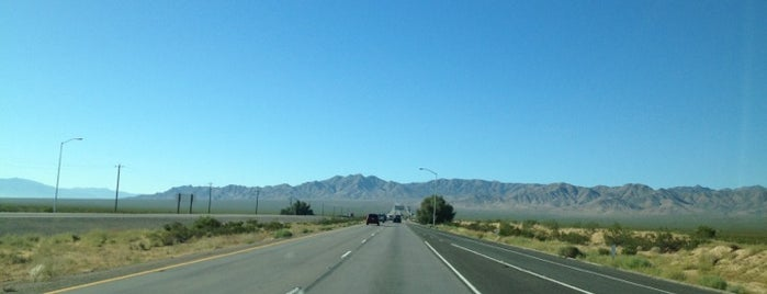 California/Nevada State Border is one of The Great Outdoors.