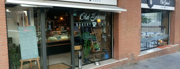 Old School Bakery & Cafe is one of Dog friendly.