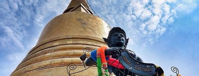 Golden Mount is one of Thailand.